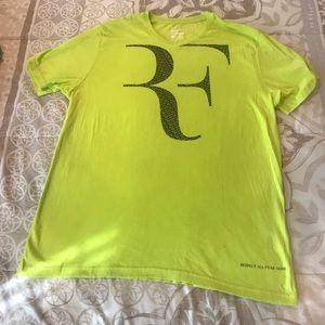 Nike V-neck Athletic cut XL